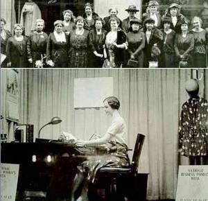 BPW/USA 1922: Executive Committee Meeting in Kansas City, Missouri